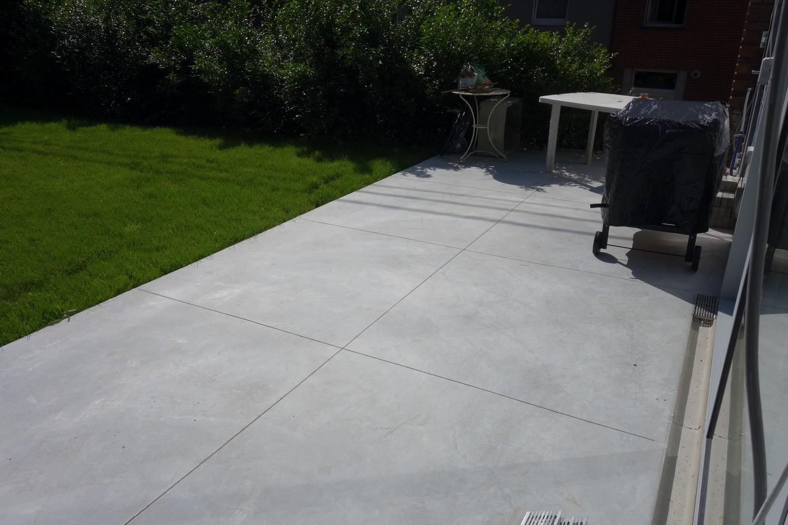 Cemsteel concrete flooring for Dalle beton finition quartz